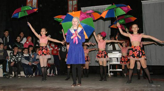 Театр «Тимур» – «Живи!»
