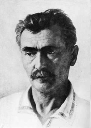 Україна святкує 140! Ювілей Василя Григоровича Кричевського.