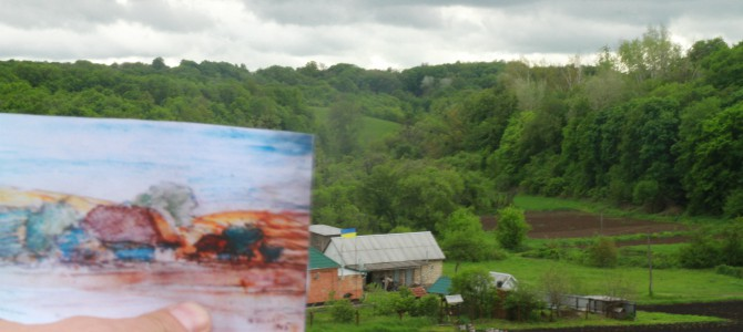 Старт головних зйомок фільму «Василь Кричевський»