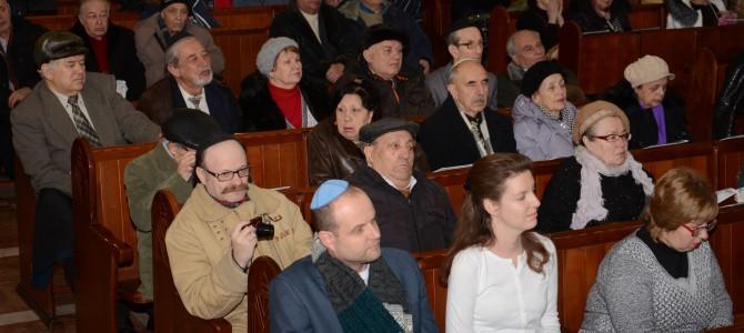 20-а річниця Харківського музею Голокосту