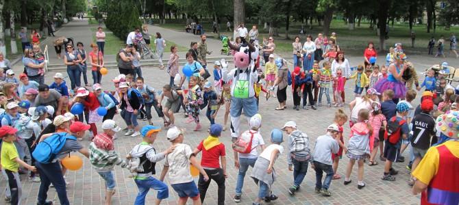 День захисту дітей для маленьких жителів зони АТО