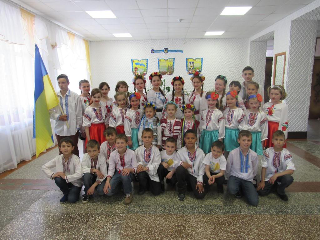 Фото 7 Щастинська школа-інтернат 1-2 ступенів