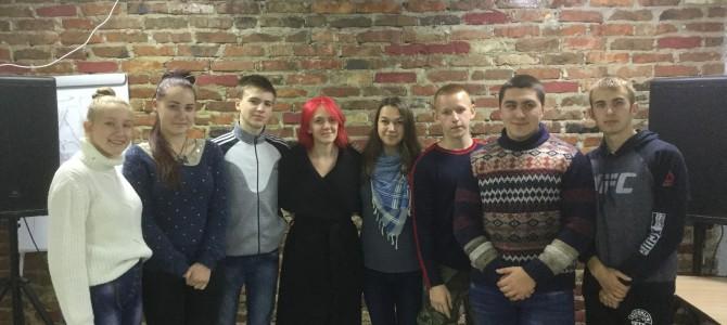 Підлітки Красногорівки розширюють творчі горизонти